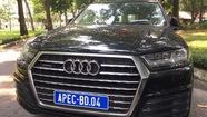 Audi thanh lý gần 400 xe phục vụ APEC