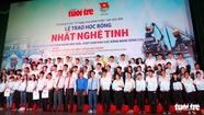 Tiếp sức cho 111 sinh viên trường nghề miền Tây