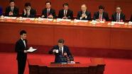 Khoảnh khắc ấn tượng trong Đại hội đảng lần thứ 19 của Trung Quốc