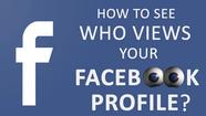 Có cách nào để biết ai đã xem tài khoản Facebook của bạn không?