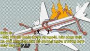 Làm gì để sống sót trong tai nạn máy bay?