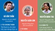 51 bị cáo lãnh án trong đại án OceanBank