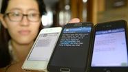 Phạt 7 doanh nghiệp phát tán tin nhắn rác 280 triệu đồng
