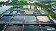 Hàng loạt trạm xử lý nước thải ở Hà Nội có cũng như không
