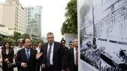 Khai mạc triển lãm về tình hữu nghị Việt Nam – Liên bang Nga