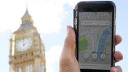 Ứng dụng Uber trên iOS có thể ghi lại màn hình điện thoại