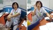 Bộ Y tế lên tiếng về 'bác sĩ gác chân' trước người nhà bệnh nhân