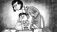 Mong ước của một bà mẹ thời 'robot hóa' học đường