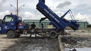 Xử lý bùn thải tại TP.HCM: Đề xuất giá thấp, duyệt giá cao