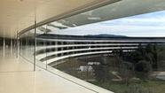 Chùm ảnh 'lung linh' về trụ sở mới 5 tỉ USD của Apple