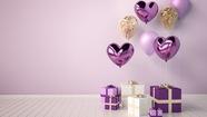Thổi thêm chút lãng mạn với sắc màu ảo diệu cho Valentines năm nay