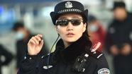 Cảnh sát Trung Quốc tăng cường sử dụng kính nhận diện
