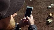 Ứng dụng khuyến khích sinh viên không dán mắt vào điện thoại