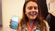 Nữ sinh 16 tuổi viết ứng dụng di động ngăn ngừa tự tử