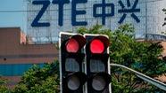 Giá cổ phiếu ZTE lao dốc 40% sau lệnh cấm của Mỹ