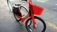 Uber mở dịch vụ cho thuê xe đạp điện ở châu Âu