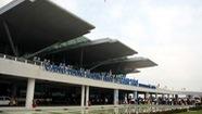 Hàng rào an ninh sân bay Cần Thơ chưa thể triển khai
