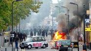 Cửa hàng người Việt ở Anh bị tấn công