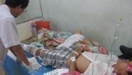 Xe khách bị tai nạn tại Lào, 3 người chết