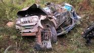 Philippines: xe buýt rơi xuống vách núi, 11 người chết