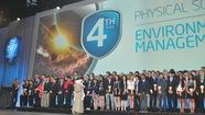 Việt Nam đoạt hai giải 4 tại vòng chung kết Intel ISEF 2013