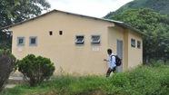 Quảng Nam: xây 5 nhà vệ sinh chỉ 700 triệu đồng