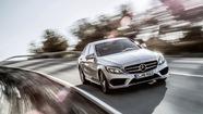 """C-Class 2015 quay về với truyền thống """"nhà"""" Mercedes"""