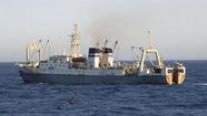 Chìm tàu ở Nga, 54 người chết