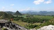 Thanh cảnh điểm dừng chân Thung Khe