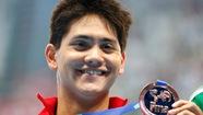 Schooling đoạt tấm huy chương lịch sử cho bơi lội Singapore