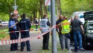 Đâm trọng thương nữ cảnh sát Đức, một người Iraq bị bắn hạ