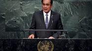 Hệ thống mạng Chính phủ Thái Lan tê liệt