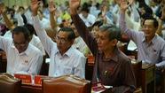 Lãnh đạo sở, ngành Hà Nội không được vắng họp HĐND TP
