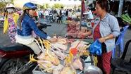 Thực phẩm bẩn: địa phương không thể ngoài cuộc