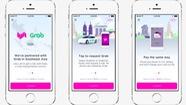 Grab và Lyft cho người sử dụng dịch vụ xuyên biên giới