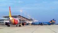 Công an Hà Nội điều tra việc chiếu tia laser vào máy bay