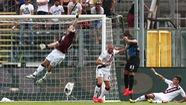 Xem clip Joe Hart mắc sai lầm trong trận ra mắt Torino