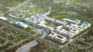 Hơn 3.000 tỉ đồng xây dựng ĐH Việt Đức