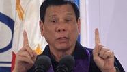 Tổng thống Duterte có được phép chia tay Mỹ?