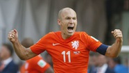 Người Hà Lan háo hức với Robben