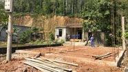 Nghệ An: dân ồ ạt xây nhà chờ đền bù