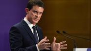Thủ tướng Pháp tuyên bố tranh cử tổng thống