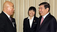 Nhật tiếp tục đầu tư dự án hạ tầng ở Việt Nam