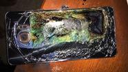 Hàn Quốc xác nhận chuyện nổ pin điện thoại Samsung