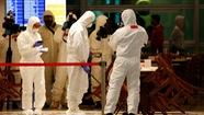 Anh thúc Malaysia đưa bằng chứng chất độc VX lên LHQ