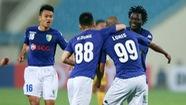 Hà Nội đại thắng Tampines Roversở AFC Cup 2017