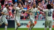 Đá bại Bilbao, R.M gia tăng khoảng cách với Barca