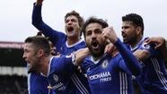 Cahill ghi bàn quyết định, Chelsea thắng nghẹt thở Stoke