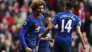 Đá bại Middlesbrough 3-1,M.U áp sát tốp 4