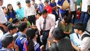 Tư vấn tuyển sinh: nâng bước những ước mơ học trò